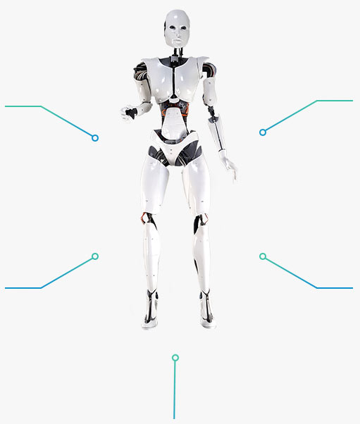 dancing cyborg
