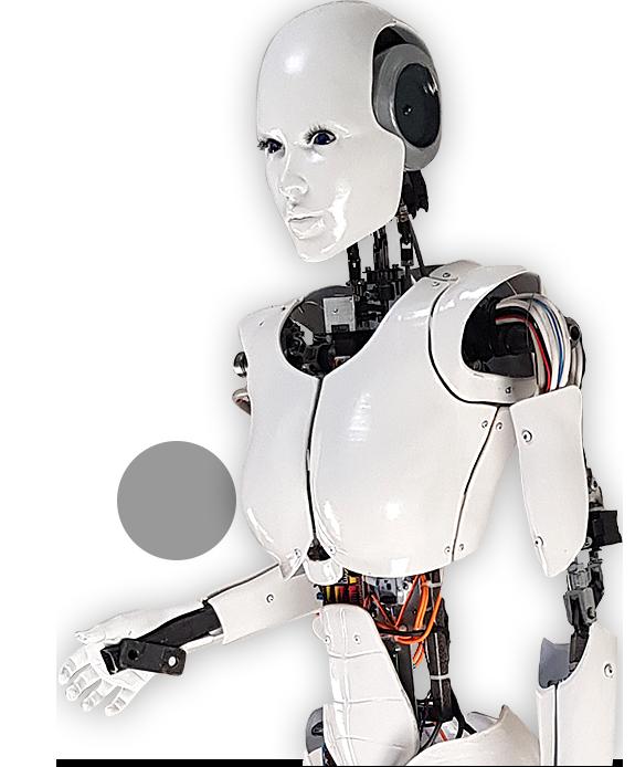 robot dance cyborg om te huren